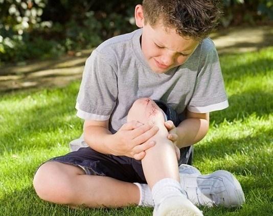外游受伤的顺势疗法处理